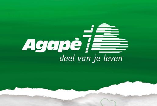 Afscheid bij Agapè
